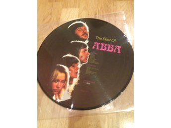 ABBA picture disc Limit edition PD85