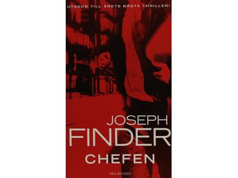 Chefen, Joseph Finder (Pocket)