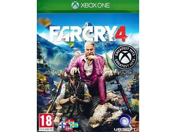 Far Cry 4 (XBOXONE)