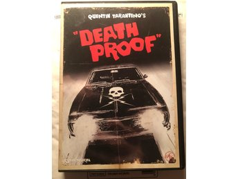 Death Proof (2007) Nyskick.