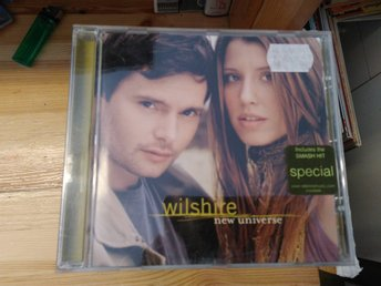 Wilshire - New Universe, CD