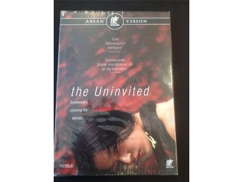 DVD The Uninvited  oöppnad