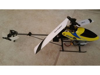 Nine Eagles Solo Pro 180 3D , 6 Channel RC Helicopter