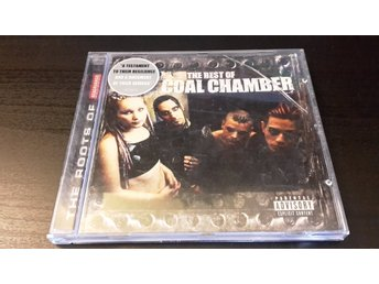 Coal Chamber - The Best of CD Album (Nu Metal Heavy Metal Goth)