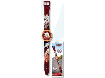Disney Cars - Bilar Digital Armbandsur Klocka