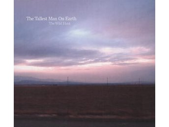 Tallest Man On Earth: Wild hunt (Vinyl LP)