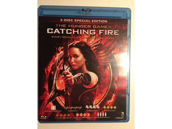 The Hunger Game - Catching Fire - 2-disc Sp. ed.