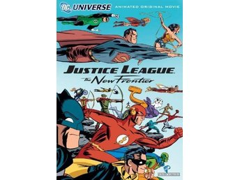 Justice League - The New Frontier - DC Comics