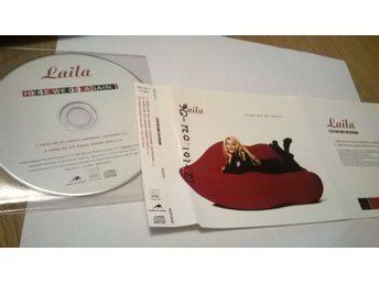 Laila - Here We Go Again, single CD, rare!