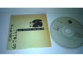 Dc Talk - Just between you and me, single CD