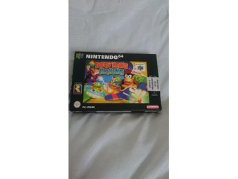 Diddy Kong racing cib n64