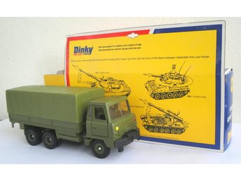 DINKY TOYS	FODEN Army Truck