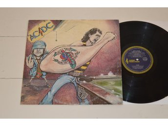 AC/DC - Dirty Deeds Done Dirt Cheap (Albert AUS 1976) *RARE*