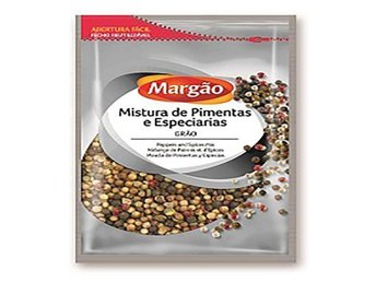 Delicious Portuguese Mixed Peppers and Spices Seeds Refill - Margao (4x30g)