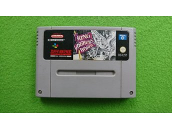 King Arthurs World Super Nintendo Snes