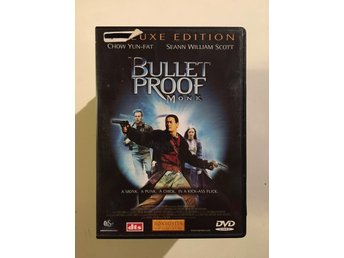 Bullet proof monk/Chow Yun-Fat/Seann William Scott - Vittaryd - Bullet proof monk/Chow Yun-Fat/Seann William Scott - Vittaryd