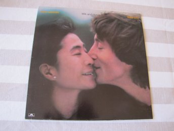 John Lennon Yoko Ono Milk and honey