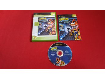 CRASH BANDICOOT THE WRATH OF CORTEX till Xbox
