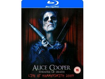 Cooper Alice: Theatre of death - Live 2009 (Blu-ray)