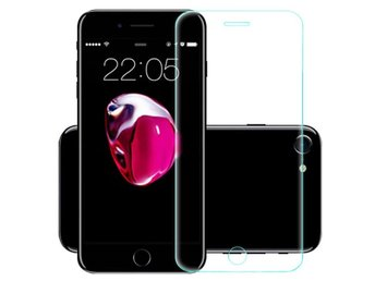 iPhone 7 3D-Skydd CLEAR 2-PACK