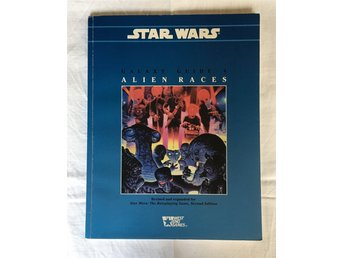 Galaxy Guide 4: Alien Races - Star Wars RolePlaying Game 2nd edition (West End G