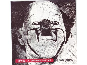"It's Immaterial - Space - 7"" - 1986"