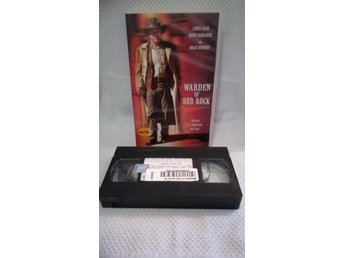 Warden of Red Rock (Brian Dennehy, James Caan, David Carradine, 2001) VHS Svensk
