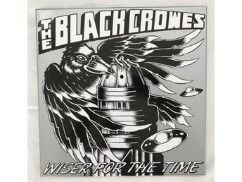The Black Crowes - Wiser For The Time - vinylbox (4 LP)