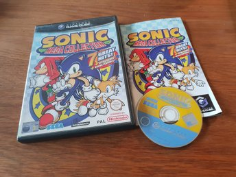 SONIC MEGA COLLECTION GC BEG