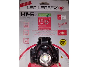 Led Lenser pannlampa HR14R.2