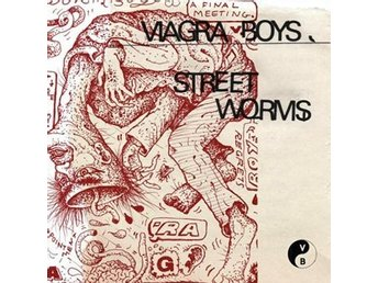 Viagra Boys: Street worms (Vinyl LP)