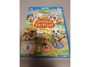 Animal Crossing Amiibo Festival (nytt)