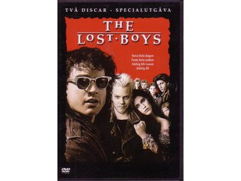 The lost boys / 2-disc DVD specialutgåva