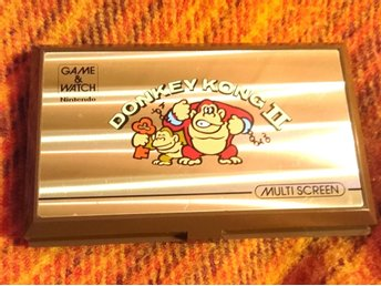Nintendo Game&Watch Donkey Kong II