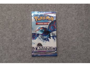 Pokémon - Call of Legends - Kyogre - Booster
