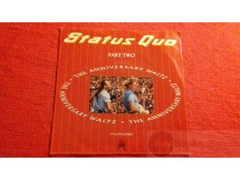 STATUS QUO  PART TWO Vinylborsen-skivbutik