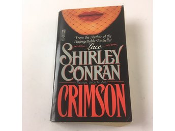 Bok, Crimson, Shirley Conran, Pocket, ISBN: 1234