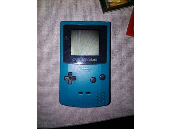 Nintendo Gameboy Color, Turkos fint skick
