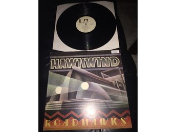 HAWKWIND: Roadhawks from 1975!