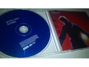 Simply Red ‎- Sunrise, CD, Single, Promo, rare!