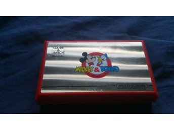 Game & watch Mickey & donald