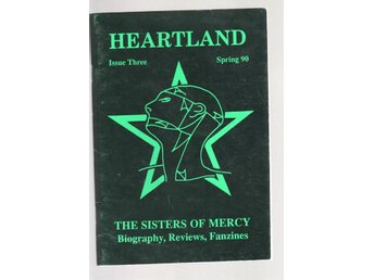 The Sisters of Mercy - Heartland Issue 3