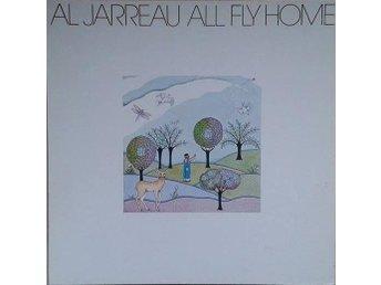 Al Jarreau titel* All Fly Home* Soul-Jazz Germany LP - Hägersten - Al Jarreau titel* All Fly Home* Soul-Jazz Germany LP - Hägersten