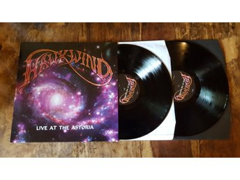 Hawkwind / Live At The Astoria (2 LP)  Nyskick / Nypress