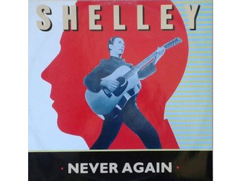 "Shelley title* Never Again* Electro, Synth-pop 12"" UK"