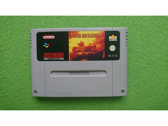 Super Battletank SCN Super Nintendo Snes