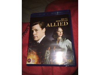 Blu-ray : Allied   (inplastad )