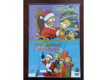 Christmas with the Simpsons / The Simpsons Christmas 2 - Dubbel DVD