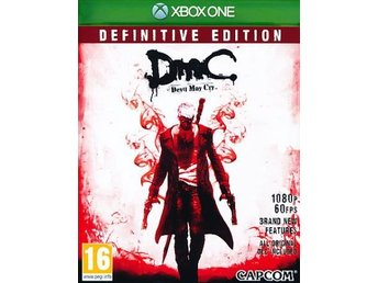 DmC Devil May Cry Definitive Ed (XBOXONE)