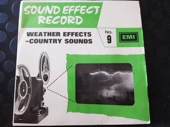 Sound effect record    weather effects-67